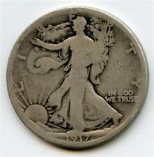 1917 Walking Liberty Half Dollar - G - (#JM)