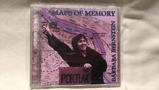 Barbara Bernstein - Maps Of Memory, SEALED 2000 CD