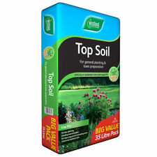 Westland 35L Top Soil Big Value Pack Grass Seed Lawns Planting Vegetables Lawn