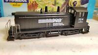 Athearn Norfolk Southern sw7 Switcher Locomotive train engine HO sw1500