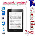 2X Amazon Kindle PaperWhite 10th Gen 2018 Tempered Glass Screen Protector Guard