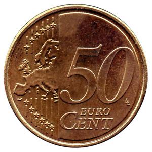 50 centimes France 2019 UNC du rouleau