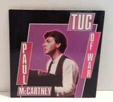 Paul McCartney Tug Of War/Get It 45 w/ps Import Parlophone R 6057 COLLECTIBLE!
