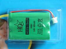 Accumulateur NIMH 3.6V 600mAH TO424 T0424 Cordless Phone Battery