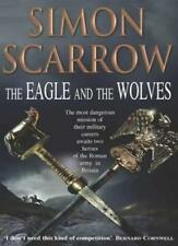 The Eagle and the Wolves (Roman Legion 4),Simon Scarrow