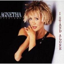 AGNETHA FÄLTSKOG - I STAND ALONE CD POP 10 TRACKS NEU