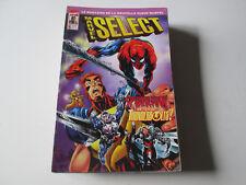 Marvel select  Magazine # 5  VF Marvel France 1998..TBE