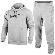Sudaderas de hombre grises Nike