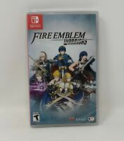 Fire Emblem Warriors (Nintendo Switch, 2017) Brand New - Region Free