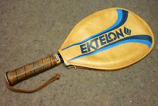 """Ektelon MagnumFlex Racquetball Cobalt Blue Racquet with Cover 18.5"""" long"""