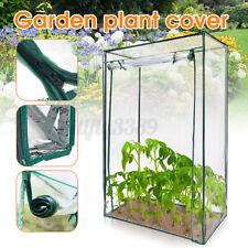Garden Greenhouse Cover Plant Mini Walk In Portable Plastic PVC Replacement