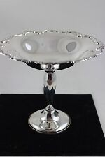 Antique Vintage Harmony House Silverplate Gorham Footed Serving Dish