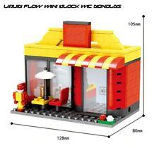 EPIC mini block Lego compatible classic fast food McDonald's build toy free ship