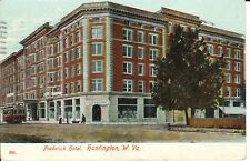 1908 The Frederick Hotel in Huntington, WV West Virginia PC