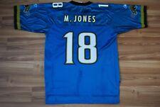 NFL JACKSONVILLE JAGUARS #18 M. JONES MENS JERSEY SHIRT REEBOK MEDIUM
