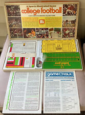 Vintage 1972 Sports Illustrated College Football Complete Directions Board Game