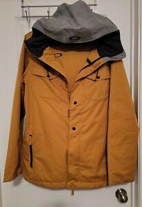 Men's Oakley Snow Jacket M & Pants L Thinsulate Biozone 10K FMDry. Sold as a Set