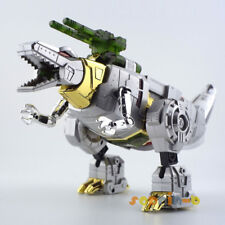 G1 Transformed D01 Dinobot Grimlock MasterPiece MP08 Collectible Figure Toys