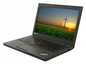 "Lenovo ThinkPad X250 i5 5300U 12.5"" 8GB RAM 240GB SSD W10P Laptop"