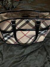 Burberry Novacheck Shoulder/Handbag