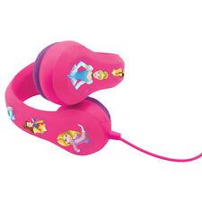 Lexibook HP018DP Disney Princess Flexible and Unbreakable Headphones
