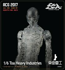 2017 ACGHK SDCC Limited Bait GI Joe 1000Toys 1/6 Sentinel Synthetic Human Clear