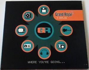 Grand Royal - A Sampling inc Beastie Boys, Butter 08, Ben Lee, Kostars etc CD