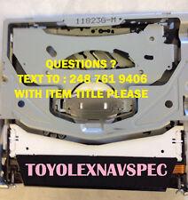 LEXUS TOYOTA NAVIGATION DVD DRIVE LOADER LASER DVS-100V  ( FORD LINCOLN JAGUAR )