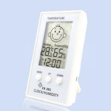 colori Digitale C/F Precisione Umidita Temperatura Termometro Elettronico ox