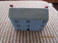 Miniature Hand Made Folk Art Primitive Wood House