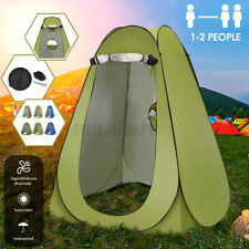 Portable Shower Tent Outdoor Instant Pop Up Camping Bathing Hiking Shelter