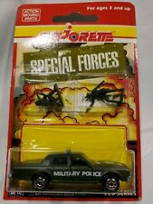 Majorette Special Forces Chevrolet Impala Military Police