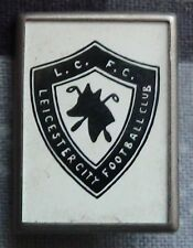 Rare old pin Leicester City