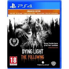 Dying Light The Following Enhanced Edition PS4 Game - Brand new!