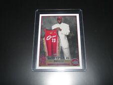 2003-04 TOPPS LeBRON JAMES ROOKIE REPRINT CAVALIERS #221 NOVELTY