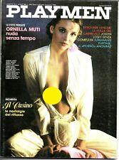 Playmen aprile 1980: Ornella Muti (ottimo+)