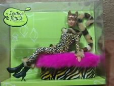 2004 Mattel Lounge Kitties Collection Doll, B3417,Leopard Costume,Exclusive NEW