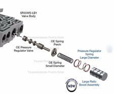 Ford 5R55W/S 5R55WS-LB1  Line Pressure Booster Kit Explorer Mustang 5R55WS-LB1
