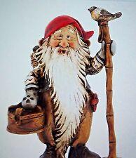 Norway Nisse Santa Figure in Box.