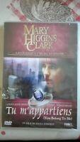 Mary Higgins Clark : tu m'appartiens   DVD NEUF SOUS BLISTER Français&Vo