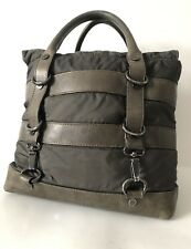 Moncler A Porter Quilted Down-Filled Shoulder Bag Purse $699 Made in Italy!