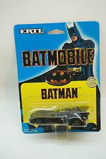 VINTAGE BATMAN TOYS ERTL BATMOBILE CAR 1/64 SCALE DIECAST METAL 1989 1064 MOC