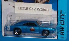 2015 HOT WHEELS '69 Dodge Charger 500 426 HEMI 50 Years HW CITY #19/250 1969