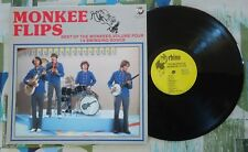 The Monkees LP Monkee Flips 1984 Rhino Circle Sky You Told Me Boyce Hart Mint-