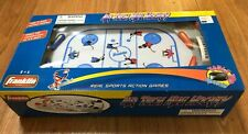 Air Hockey Table Game - Franklin Air Tech Mini Hockey. Mini TableTop.