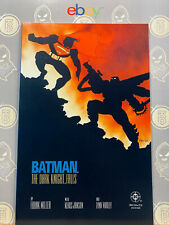 Batman the Dark Knight Returns #4 (9.2-9.4) NM 1st Print Frank Miller 1986 DC