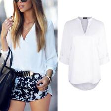 Hauts et chemises t-shirts blancs pour femme taille 40