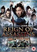 Reign Of Assassins DVD Nuevo DVD (EO51732)