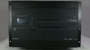 CRESTRON DM-MD16X16 dts Master Audio HDMI High Definition Digital Media Switcher