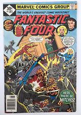 Fantastic Four #185 - First App Nicholas Scratch - Marvel Comics